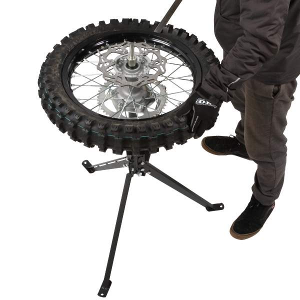 Unit Motorcycle Tire Changing Stand E1301